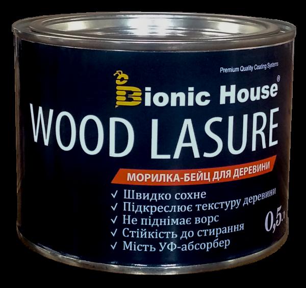 Бейц-Морилка Wood Lasure