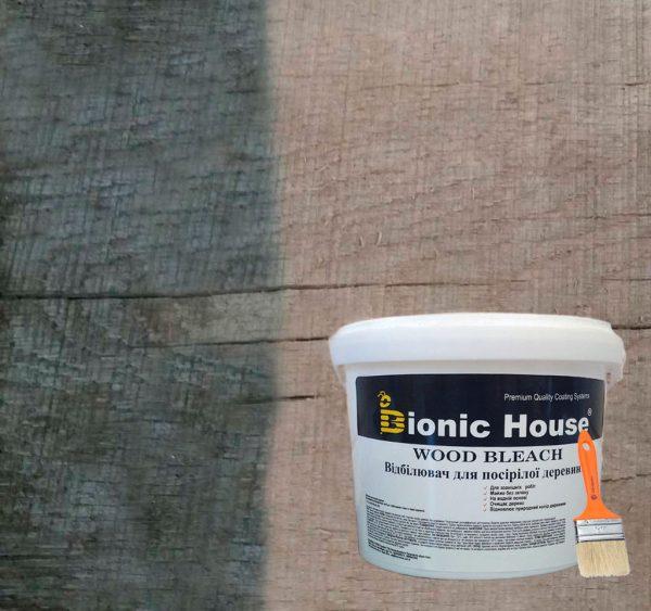Відбілювач для деревини Wood Bleach без хлору