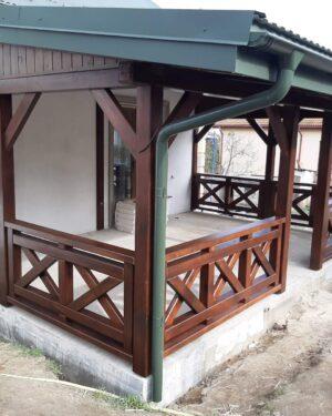 Будівництво терас
